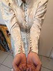 Robe de Mariée Années 30 soie Balenciaga - Occasion du Mariage