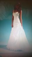 Robe de mariée ivoire neuve - Occasion du Mariage