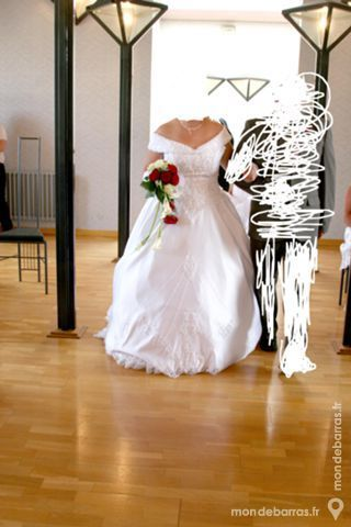 Robe de mariage Miss Kelly collector 2008 d'occasion