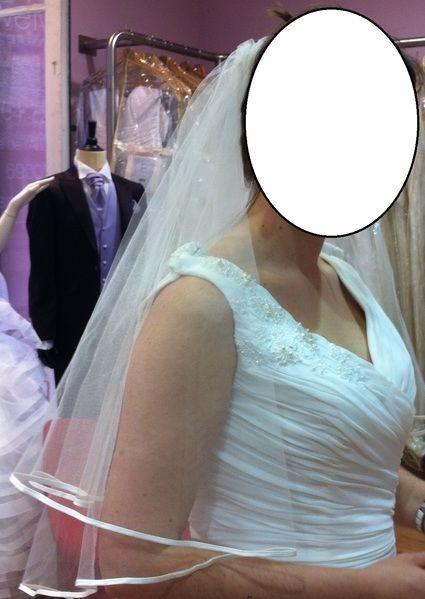 Robe de mariée Véronica - Pyrénées Orientales