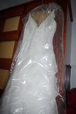 Robe de mariée d'occasion PRONOVIAS modèle Hamlet avec jupon en 2012