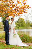 Robe de mariée, bustier dentelle - Occasion du Mariage