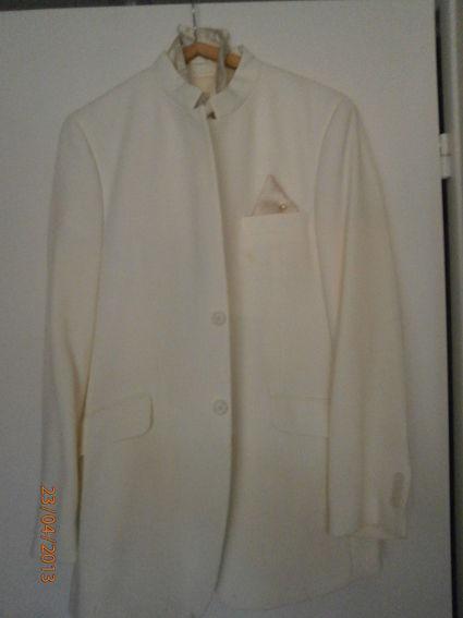 Costume de marié complet (cravate, gilet, pantalon) d'occasion