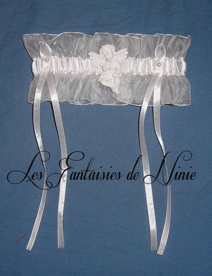 Jarretières de mariée pas cher à Belfort - Occasion du Mariage