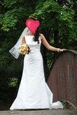 Robe de mariage Cymbeline d'occasion collection Haute Couture