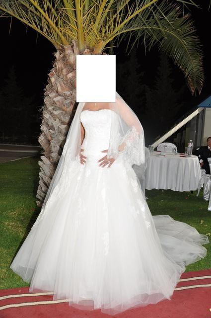 Robe de mariée Pronovias modèle Barroco collection 2014
