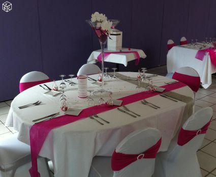 Location housses de chaise pour mariage et fete puy de d me - Location de chaise pour mariage ...