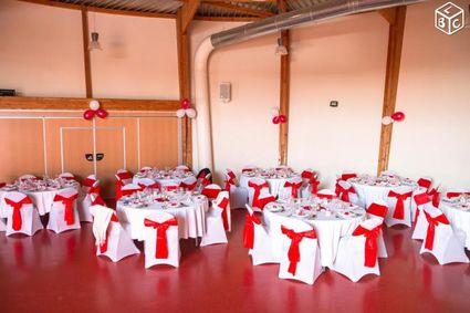 Location Housses de Chaise pour Mariage et Fete - Puy de Dôme