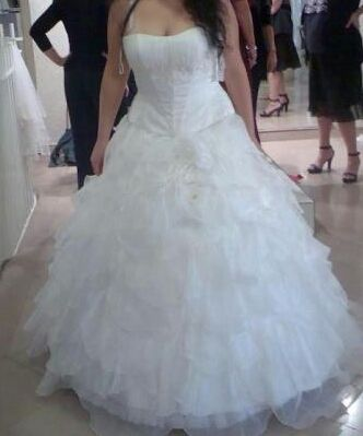 Robes mariage d'occasion