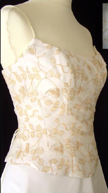 Robe de mariée pas cher Marions Lay - Romance diffusion 2012 - Occasion du Mariage