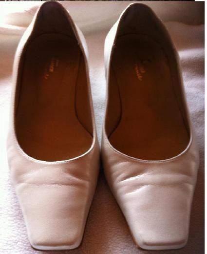 Chaussure de mariée Salamander pas cher 2012 - Occasion du mariage