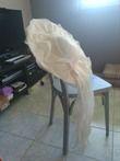 Chapeau capeline ivoire - Occasion du Mariage