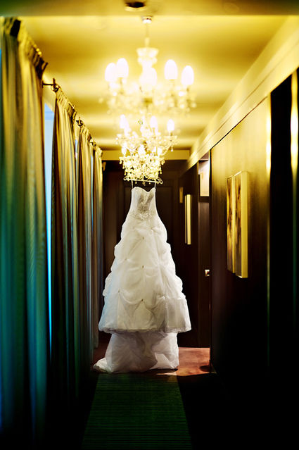 magnifique robe de mari e style princesse d 39 occasion en 2013. Black Bedroom Furniture Sets. Home Design Ideas