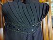 robe de soiree noire - Occasion du Mariage