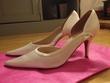 Chaussures de mariée Mademoiselle Rose escrapins 38 - Occasion du Mariage