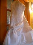 Robe de mariée bustier neuve Sublimissime