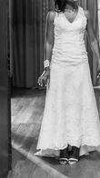 Robe de mariée Pronovias - Aube