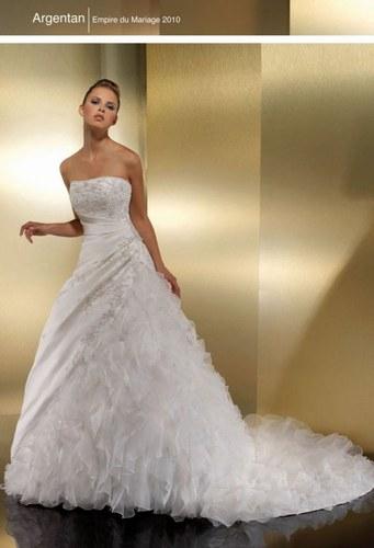 robe de mariée - Rhin (Bas)