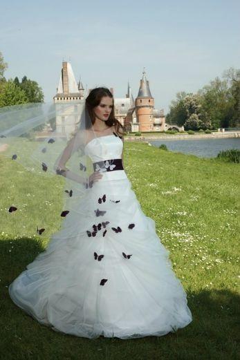 Robe de mariée Sacha Novia d'occasion