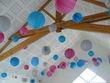 Lot de 142 lampions Boules chinoises - Occasion du Mariage