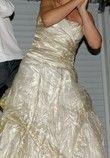 robe de mariée en organza - Occasion du Mariage