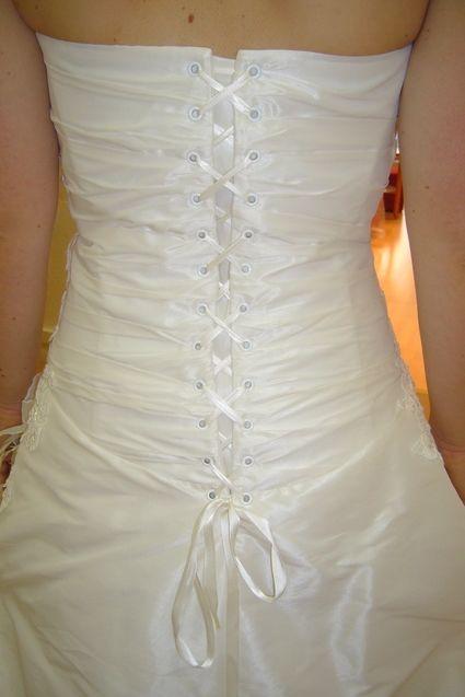 Robe de mariée Aurye d'occasion et pas cher 2012 - Occasion du Mariage