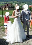 Robe de mariée Alma Novia - Occasion du Mariage