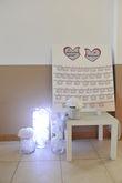 Panneau pour plan de table - Occasion du Mariage
