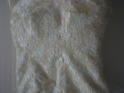 Robe de mariée pas cher illi Tulle - Occasion du mariage