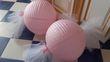 2 bonbons geants roses pales - Occasion du Mariage