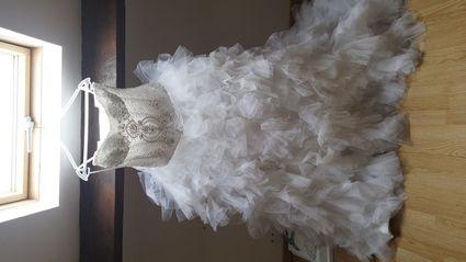 robe de mariée - Pas de Calais