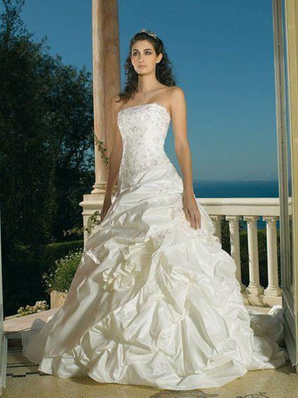 Magnifique robe de mariée miss kelly pas cher à Paris - Occasion du ...