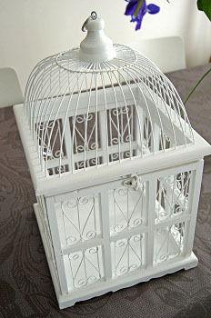 a louer grande urne cage oiseau pour votre mariage. Black Bedroom Furniture Sets. Home Design Ideas