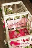 A louer - Grande urne cage à oiseau - Occasion du Mariage