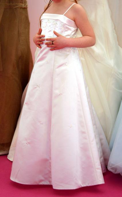Robes de fillette blanche 10 ans pas cher à Paris - Occasion du mariage