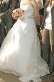 Robe de mariage taille 38 - Occasion du Mariage