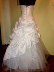 Vend très belle robe de mariée couleur ivoire - Occasion du Mariage