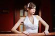 Robe de mariée Alina création Alisa Great Gatsby d'ocasion - Alpes Maritimes