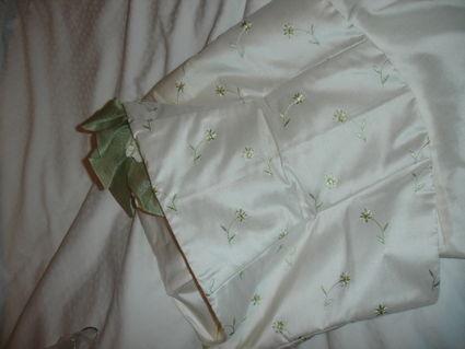 Robe de mariée Lambert Création avec bustier séparé du jupon en 2013