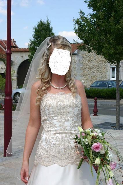 Sublime robe de mariée portia pas cher 2012 - Occasion du mariage