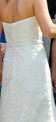 Robe de mariée Pronuptia modèle Design Allure d'occasion