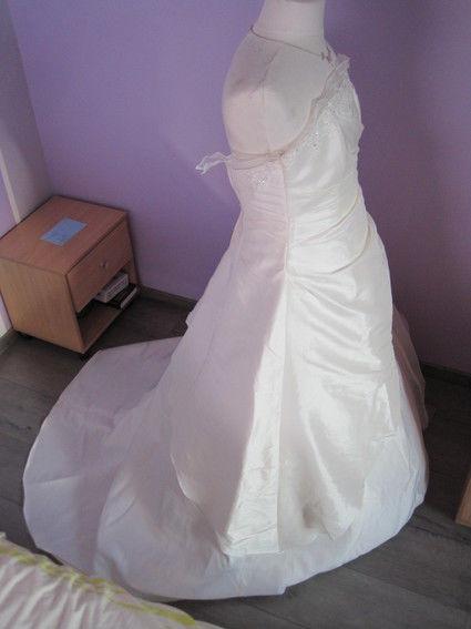 Robe de mariée d'occasion taille 38/40