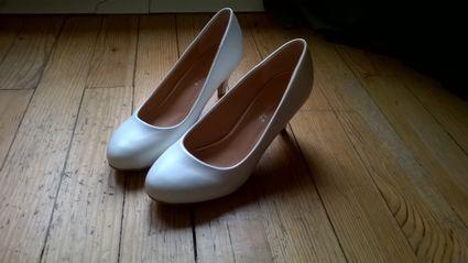 Chaussures de mariée - Isère