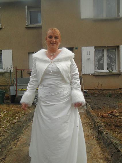 robe de mariée T 50/52 d'occasion et pas cher - Occasion du Mariage