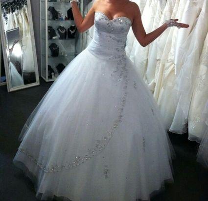 Robe mariée Neuve - Ardennes