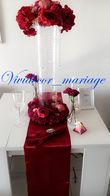 Décoration de table chic glamour  - Occasion du Mariage