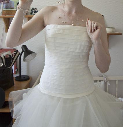 Robe de mariée pas cher Cymbeline - Occasion du mariage