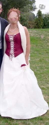 robe de mariée taille 38 - Loire Atlantique