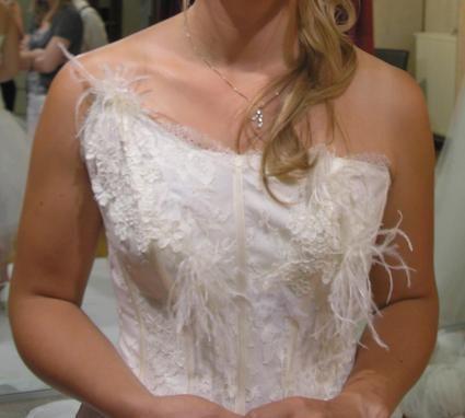 robe de mariée Unique et originale - Savoie