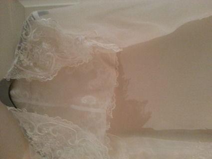 Boléro de mariage couleur ivoire d'occasion